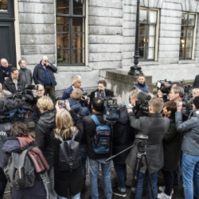 PVV in het nieuws